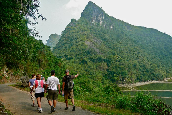 Backroads Vietnam  & Combodia Adventure Tour