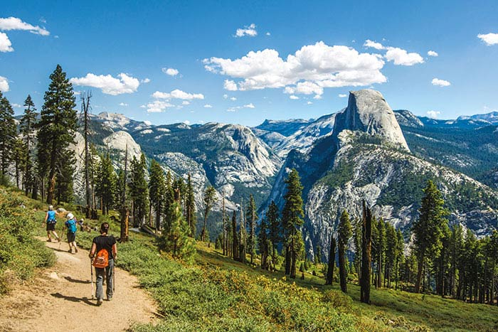 Backroads Yosemite Walking & Hiking Trips