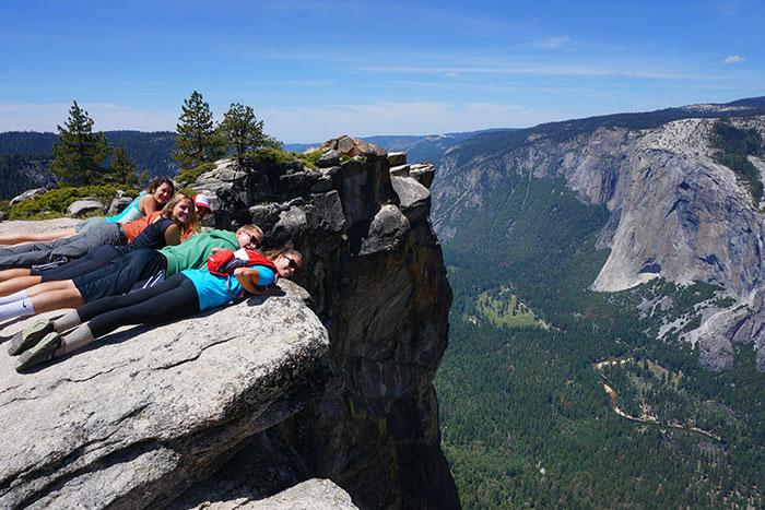 Yosemite Family Walking & Hiking Tours - Older Teens & 20s