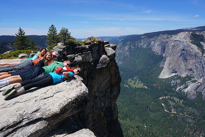 Backroads Yosemite Family Breakaway Walking & Hiking Tour