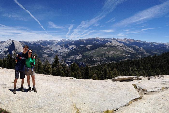 Yosemite Family Walking & Hiking Tour - Older Teens & 20s