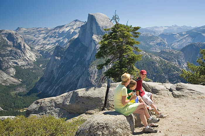 Backroads Yosemite Family Walking & Hiking Tour