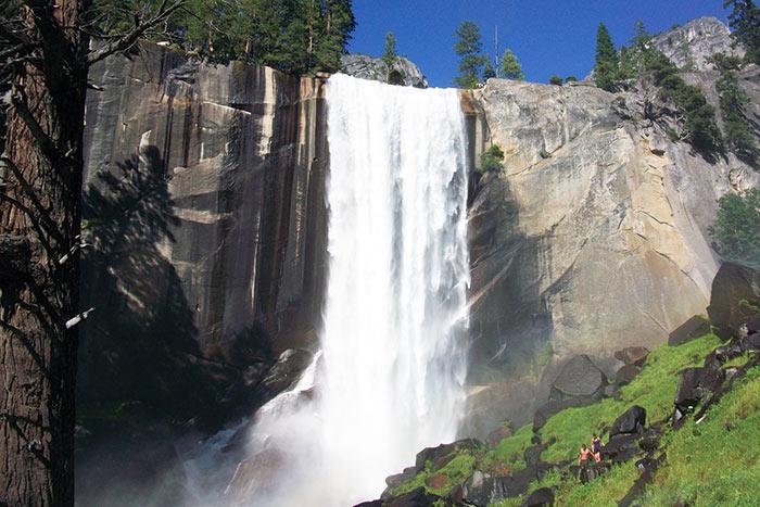 Backroads Yosemite Family Walking & Hiking Tour