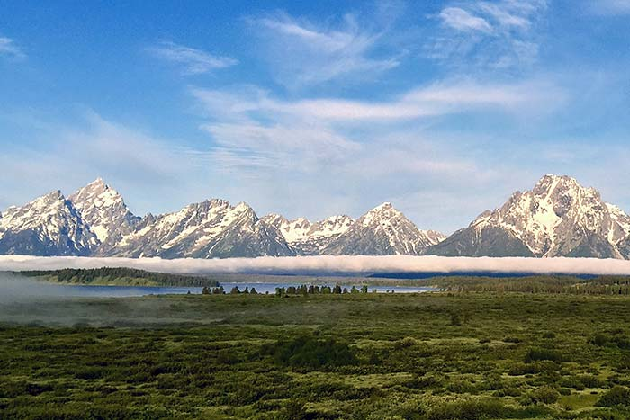 Yellowstone & Grand Tetons Family Walking & Hiking Tours