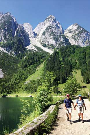 Czech Republic & Austria Walking & Hiking Tour