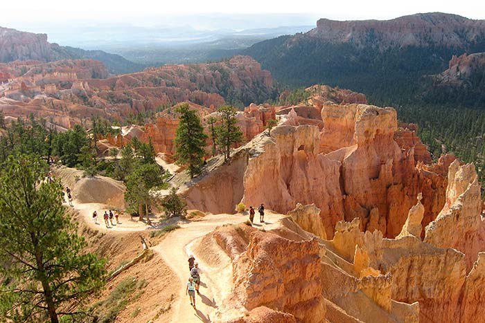 Bryce & Zion Family Walking & Hiking Tour