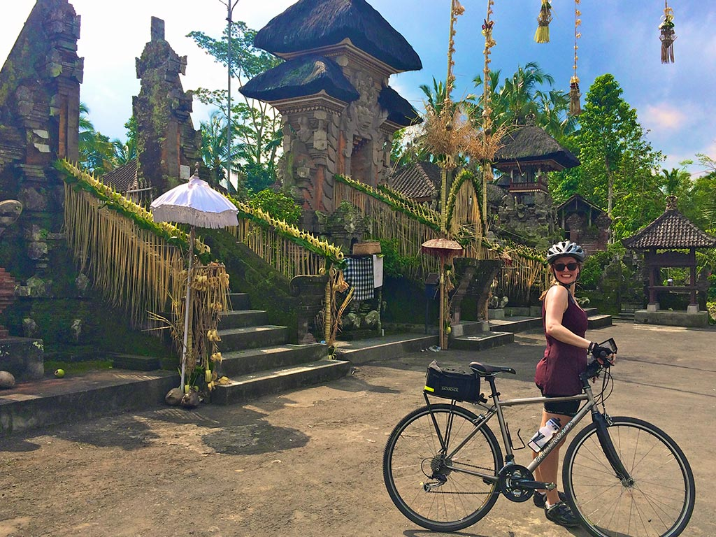 Bali Family Bike Tours Older Teens 20s Backroads Tour Transport Cycling On