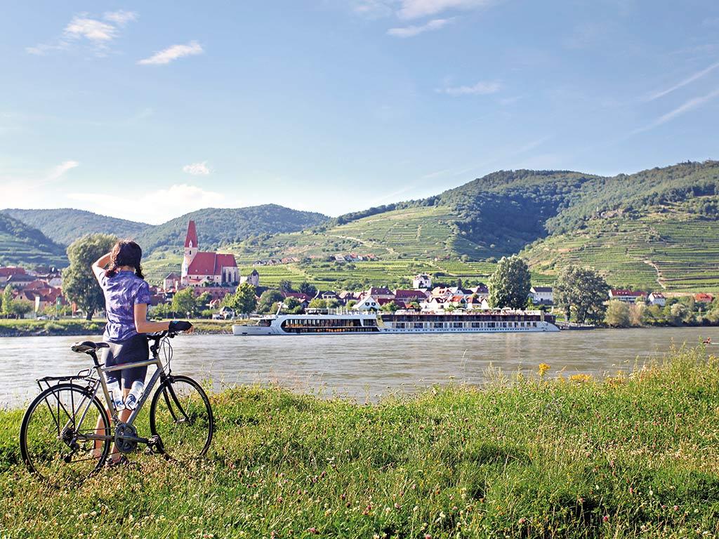 Prague To Budapest Bike Tour Dabube River Cruise Backroads