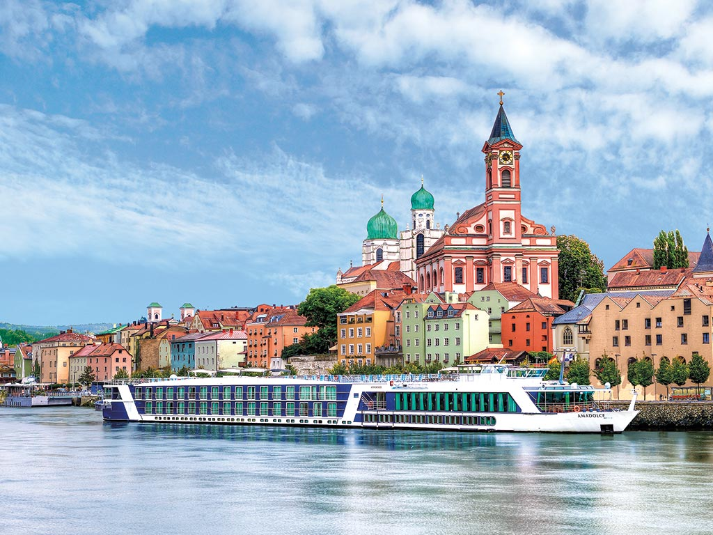 Prague to Budapest Bike Tour | Dabube River Cruise | Backroads