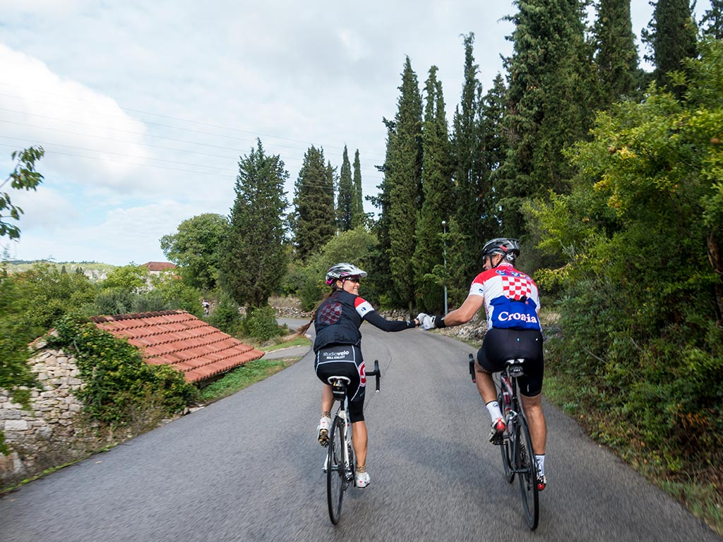 373f0e51a Cycling in the Dalmatian Coast
