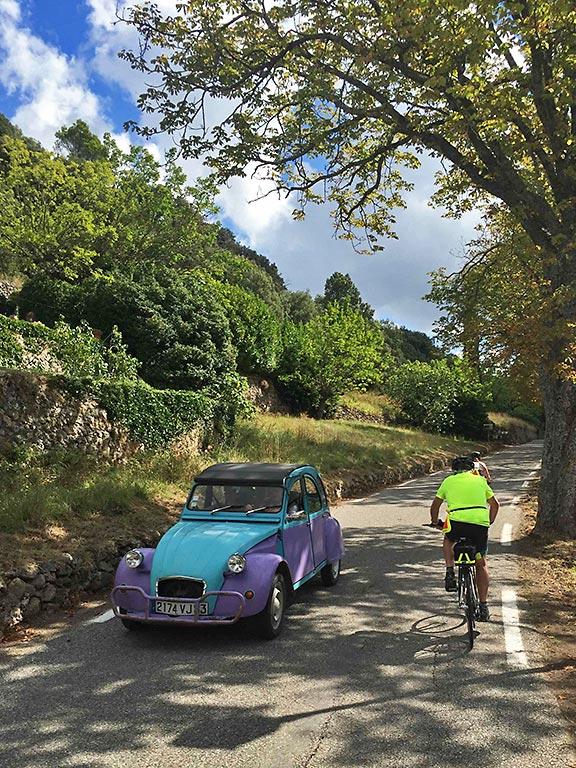 French Riviera Bike Tour Provence French Riviera Cycling