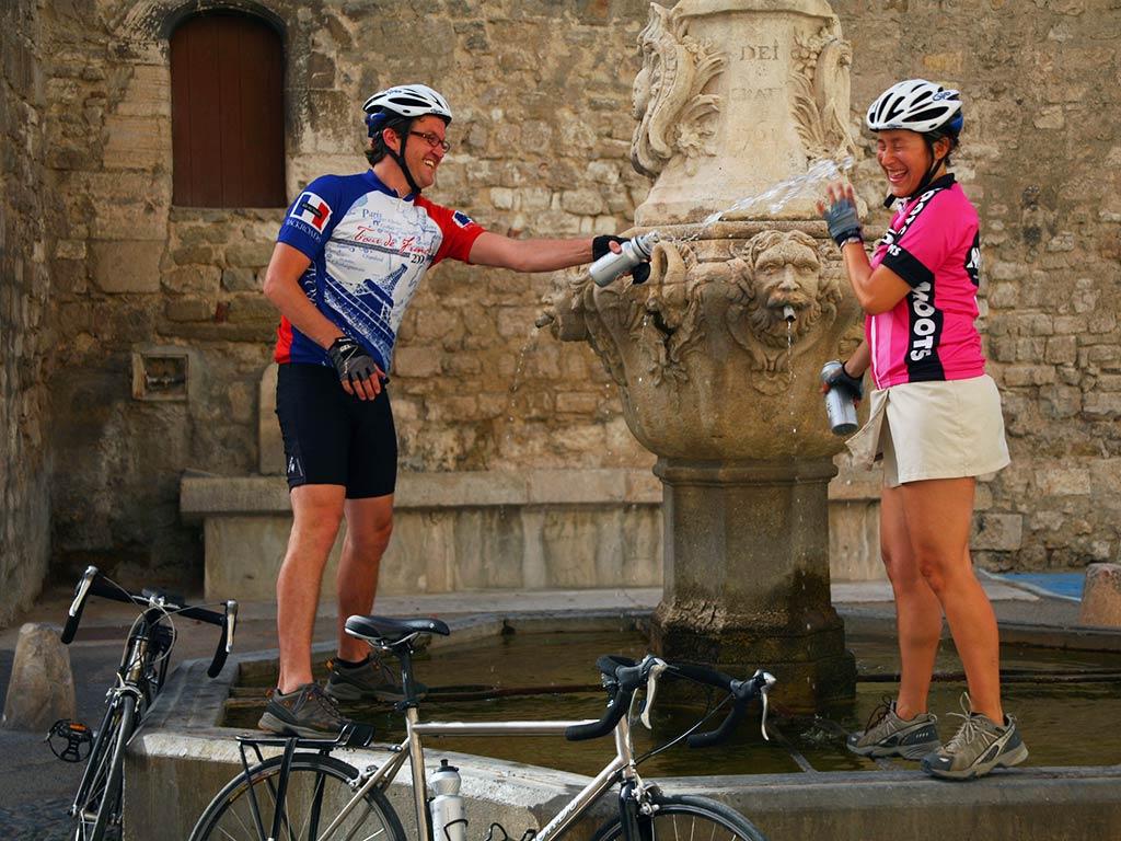 Southern France Bike Tour Provence Bike Tour Backroads