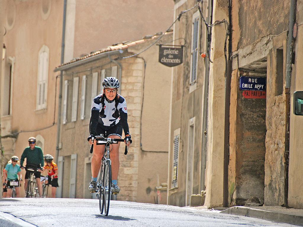Secret Provence Bike Tour Secret Provence Cycling Tour