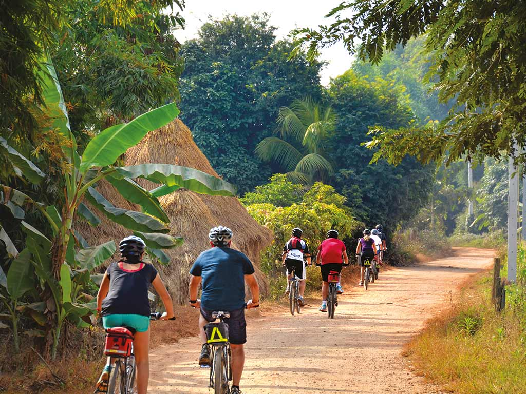 Thailand Family Bike Tours Teens Kids Backroads - 8 amazing family destinations in thailand