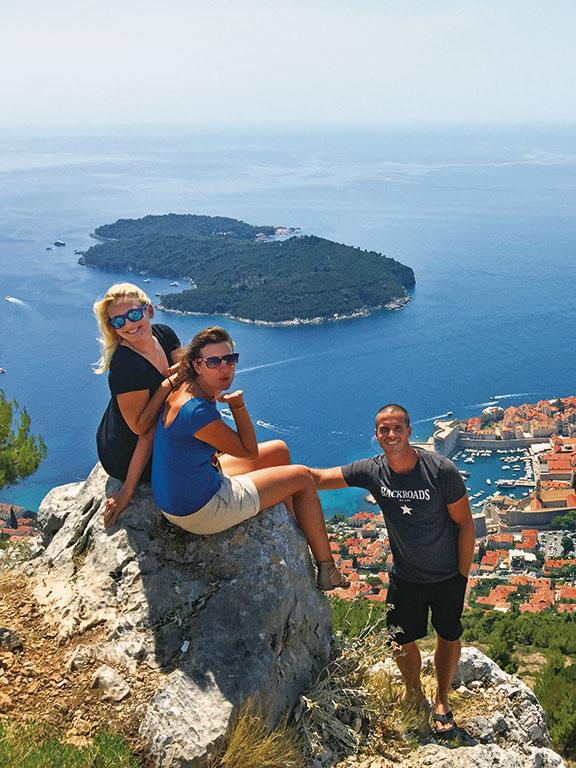 Croatia Dalmatian Coast Family Adventure Tour Hiking  Biking-8632