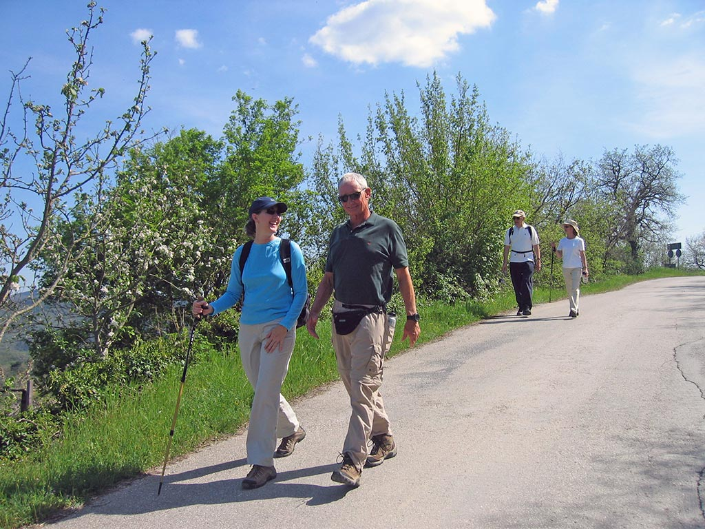 Hiking Cooking Tours Italy