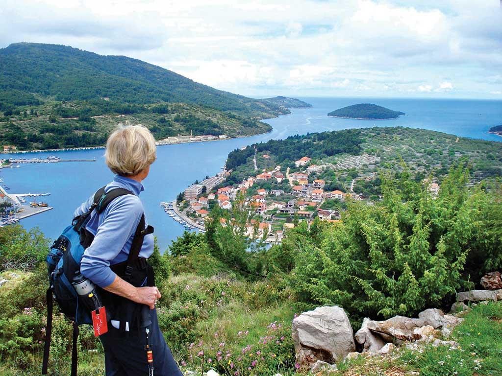 Croatia Hiking Trips