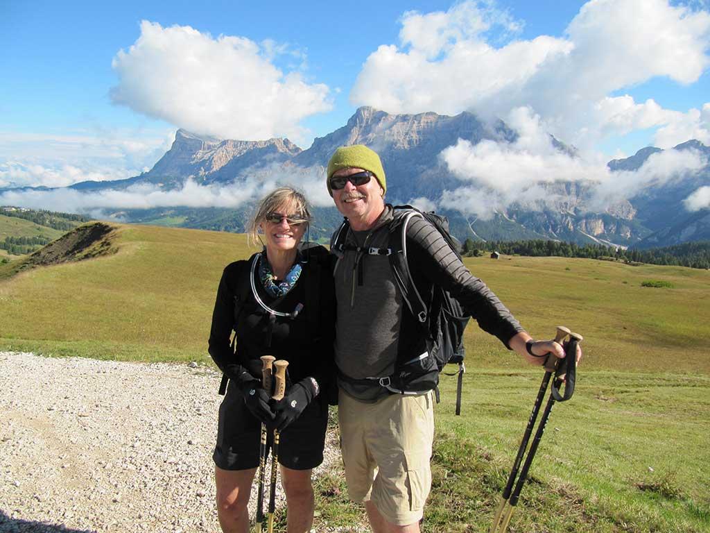 Dolomites Walking Tours