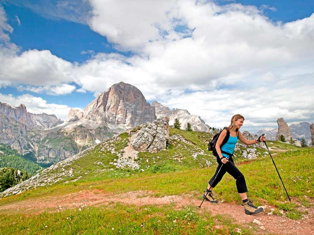Dolomites Family Hut-to-Hut Hiking Trip