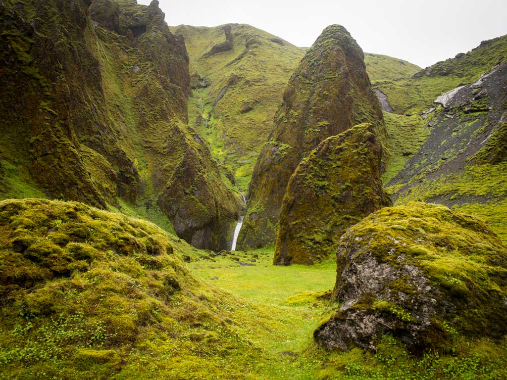 Iceland Walking Tours