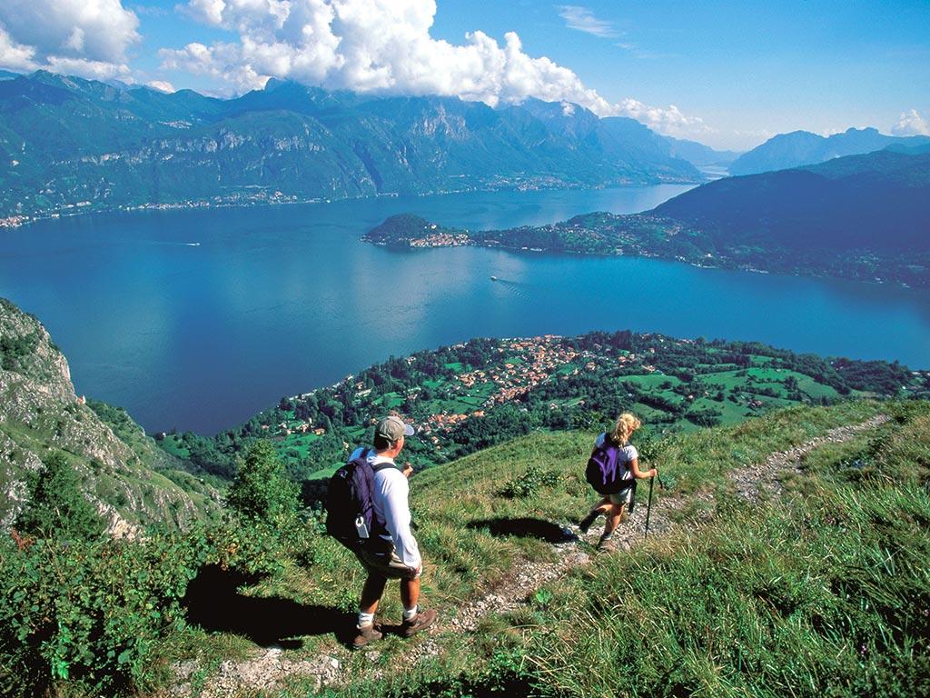 Walking Holidays Italian Lakes
