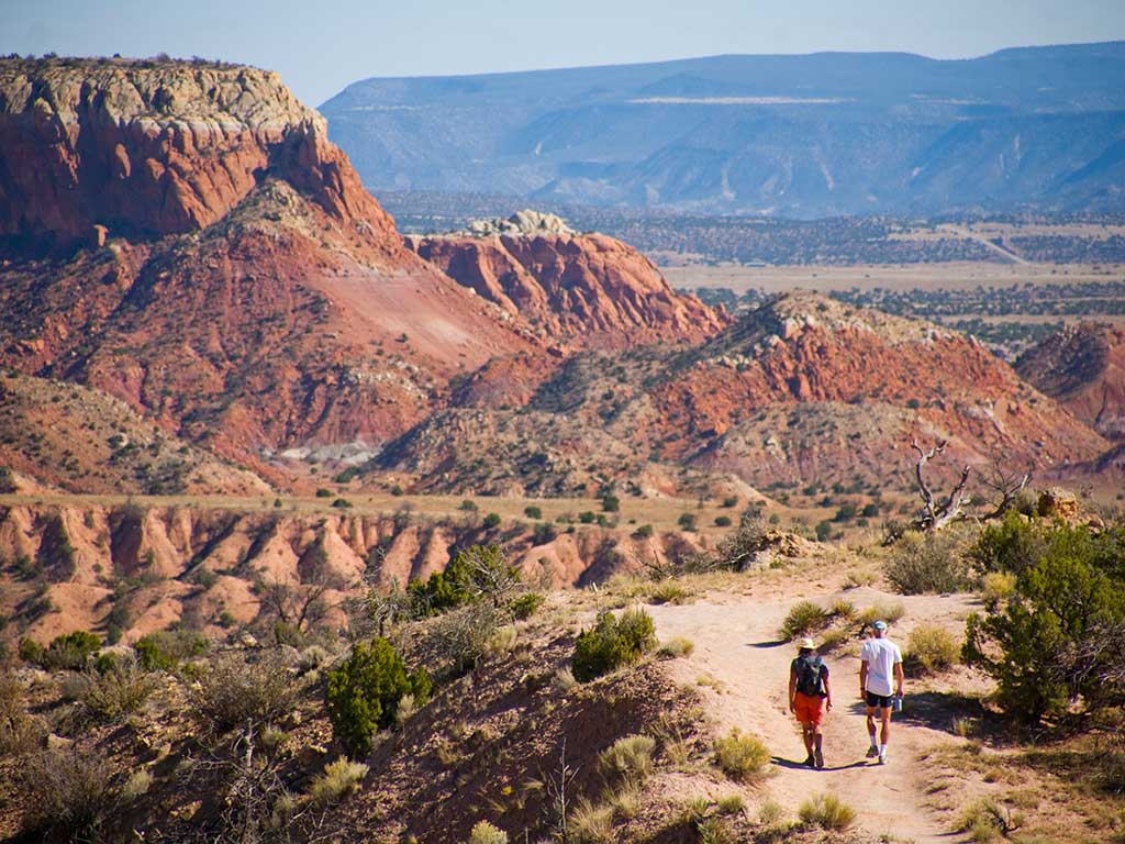 Santa Fe & Taos Hiking Tours