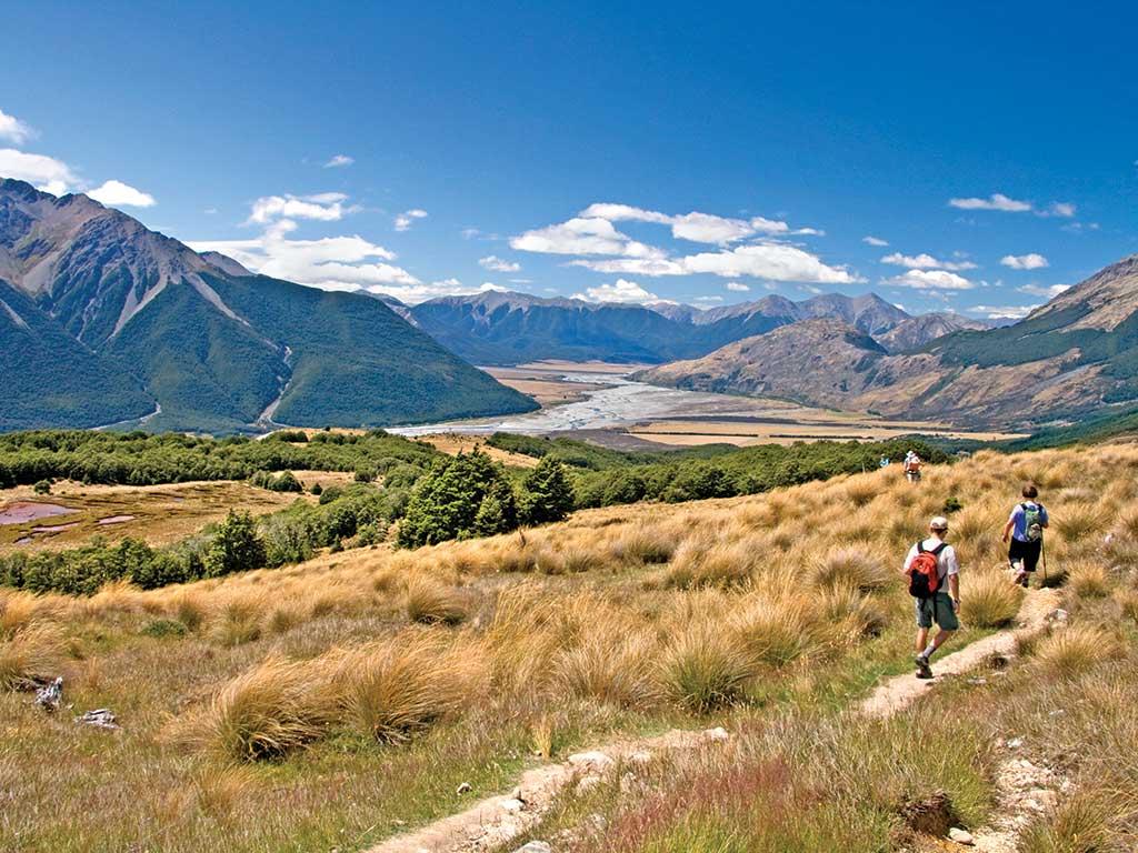 New Zealand Walking Tours