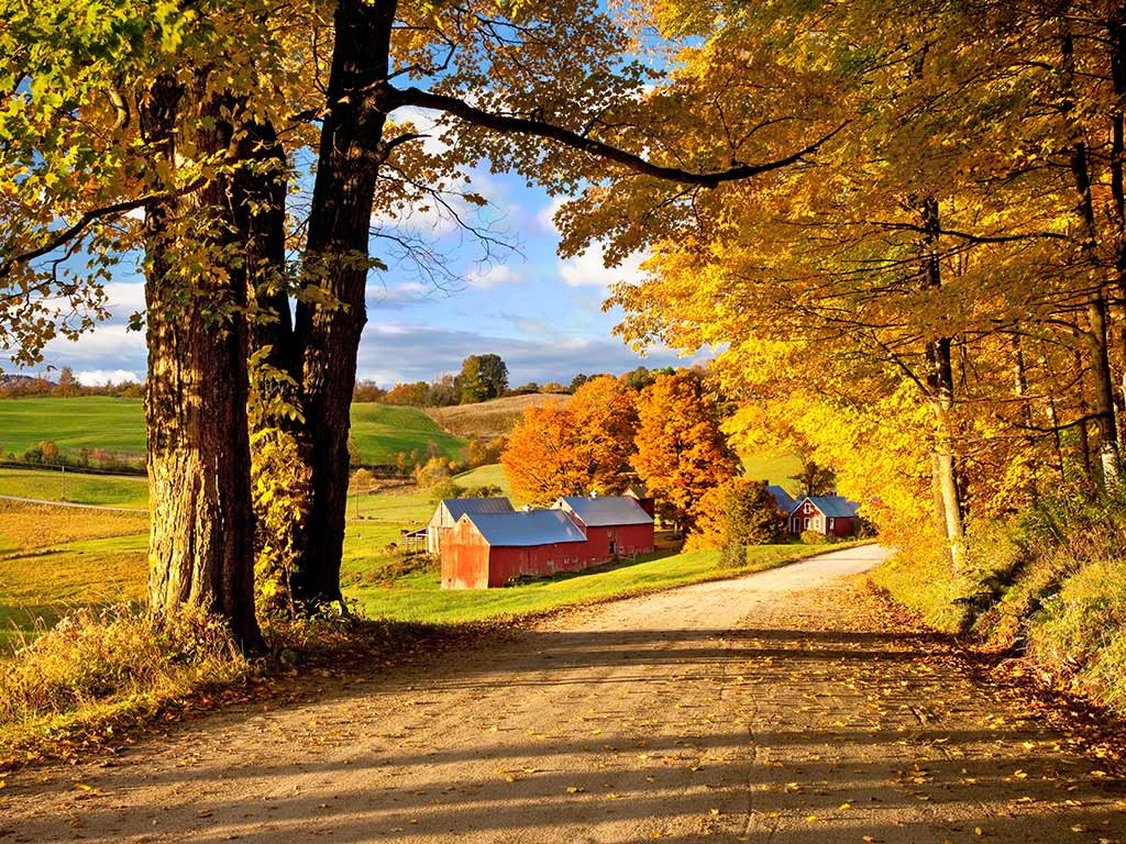 Vermont Walking Tours