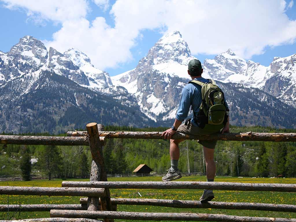 Yellowstone Hiking Trips