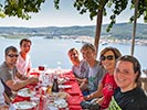 Dining - Backroads Dalmatian Coast Family Bike Tours