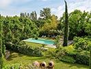 Swimming pool - Provence Bike Tours
