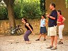 Petanque - Provence Bike Tours
