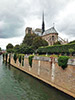 Paris - Seine River Cruise Bike Tour
