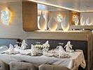 Dining area - Antarctica Ocean Cruise Multi-Adventure Tour