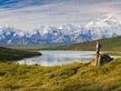 Hiker - Backroads Prince William Sound to Denali Multi-Adventure Tour