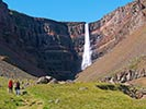 Waterfall - Iceland Fjords Family Multi-Adventure Tour