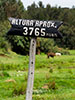 Sign - Peru Family Multi-Adventure Tour