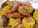 Low country boil - Backroads Charleston to Savannah Multi-Adventure Tour