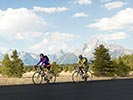 Bikers - Yellowstone & Tetons Family Multi-Adventure Tour