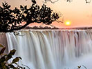 Victoria Falls - Backroads Namibia & Zimbabwe Family Safari Walking Tour