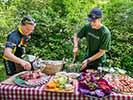 Picnic - Blue Ridge Mountains Walking & Hiking Tour