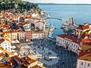 Piran, Slovenia - Slovenia & Croatia Family Walking & Hiking Tour