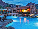 Swimming Pool - Arches & Canyonlands Walking & Hiking Tour