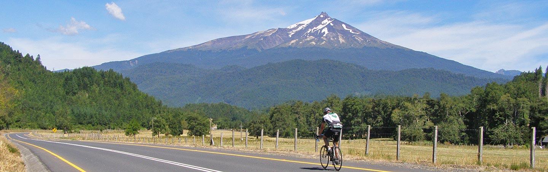 Chile bike tours