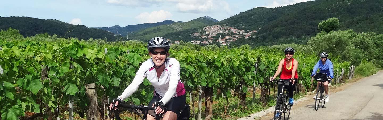 Cycling  - Backroads Slovenia and Croatia Bike Tour