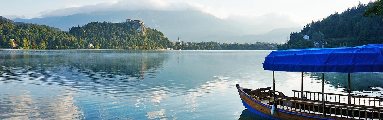 Lake Bled - Backroads Slovenia and Croatia Bike Tour