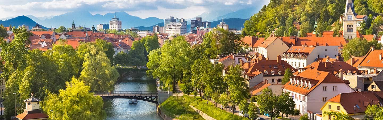 Ljubljana - Backroads Slovenia and Croatia Bike Tour
