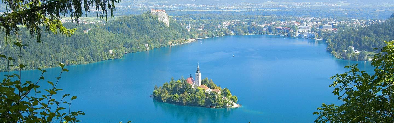 Lake Bled, Slovenia - Slovenia & Croatia Family Bike Tour
