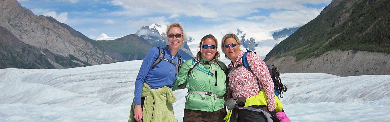 Glacier hiking - Alaska Family Multi-Adventure Tour