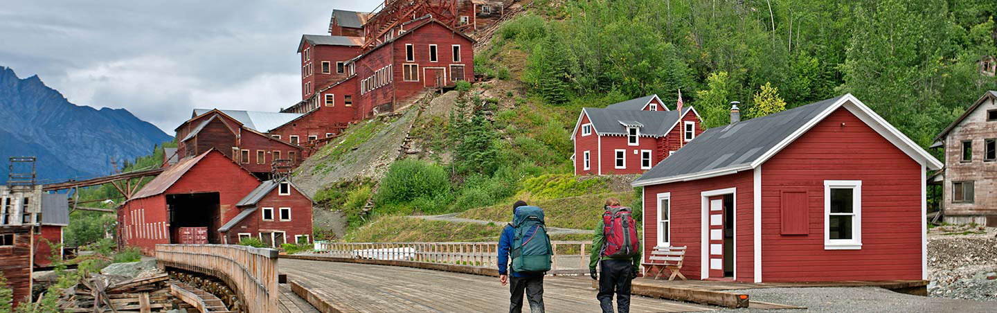 Hiking - Alaska Family Multi-Adventure Tour